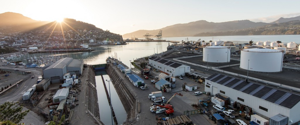 Dry Dock and Port