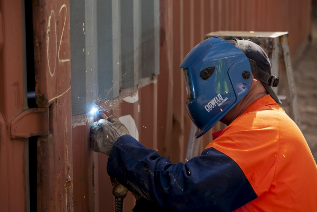 Services at our Inland Ports offer total repair capability